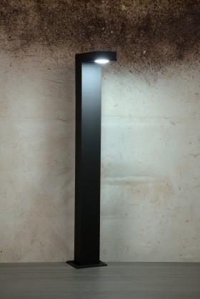 Nábytek Texas - venkovní osvětlen, 6W, LED, 60 cm (černá)