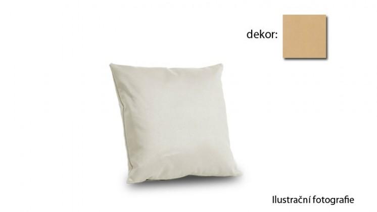 Nábytek Toulouse - polštář 50x50 (hero-sand)