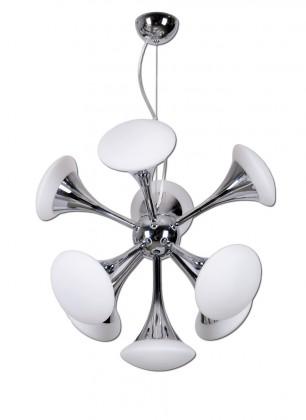 Nábytek Trumpet 9 (stříbrná)