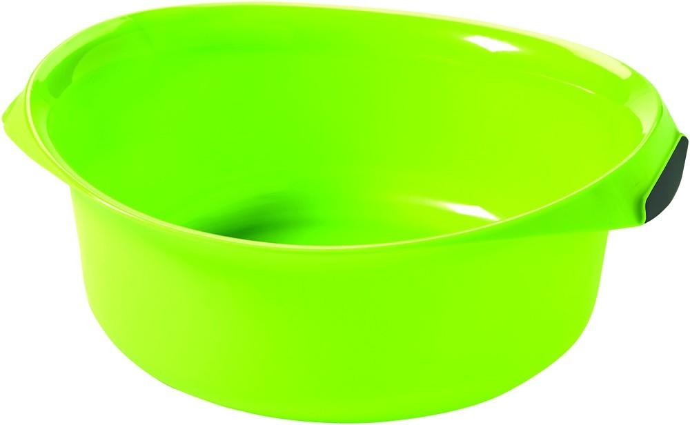 Nábytek Umyvadlo kulaté 9l - zelená