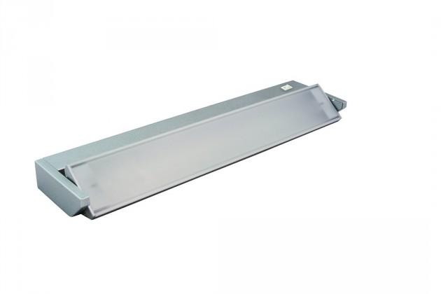Nábytek Versa - Kuchyňské zářivkové svítidlo, 21W, G10 (stříbrná)