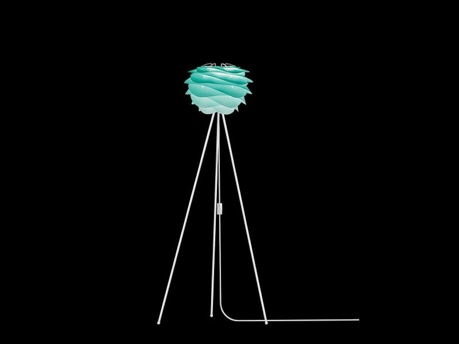 Nábytek Vita Carmina Mini Turquoise - Lampa (modrá)