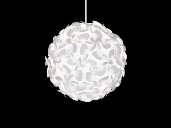Nábytek Vita Lora - Stropní osvětlení (bílá)