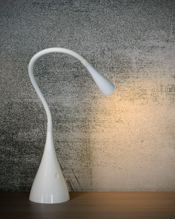 Nábytek Zozy - lampička, 3W, LED (bílá)