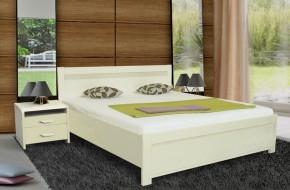Nada 2 - rám postele 200x160, úložný prostor, výklopný rošt