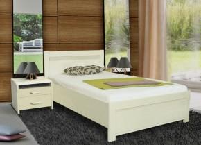Nada 2 - rám postele 200x90, úložný prostor, výklopný rošt