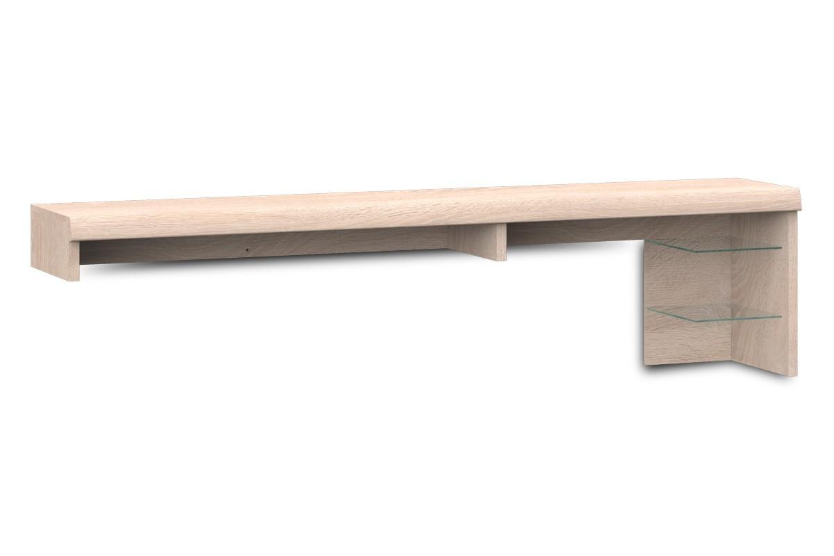 Nádstavec na TV stolek Baira Typ 21 (Dub Bardolino)