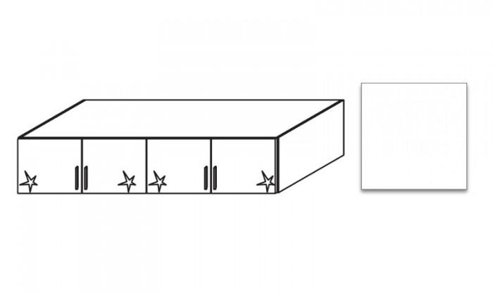 Nádstavec Nástavec na Celle, 4x dveře