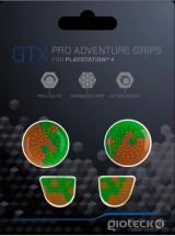 Náhradní čepičky pro gamepad Gioteck GTX PRO ADVENTURE, PS4