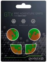 Náhradní čepičky pro gamepad Gioteck GTX PRO ADVENTURE, XBOX