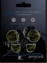 Náhradní čepičky pro gamepad Gioteck GTX PRO WARFARE, PS4