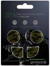 Náhradní čepičky pro gamepad Gioteck GTX PRO WARFARE, XBOX