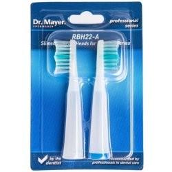 Náhradní hlavice Náhradní kartáčky Dr.Mayer RBH22-1, 2ks