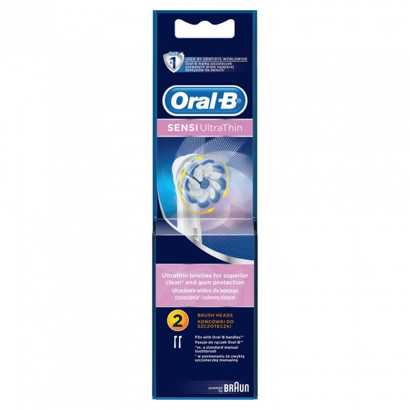 Náhradní hlavice Oral-B EB 60-2 Sensitive