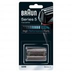Náhradní holící hava Braun CombiPack Series 5 FlexMotion 52B