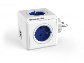 Napájecí adaptér PowerCube ORIGINAL 4 zásuvky, 2x USB