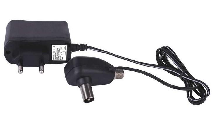 Napájecí zdroj s výhybkou F/IEC pulsní 12V/100 mA BEN-12SP