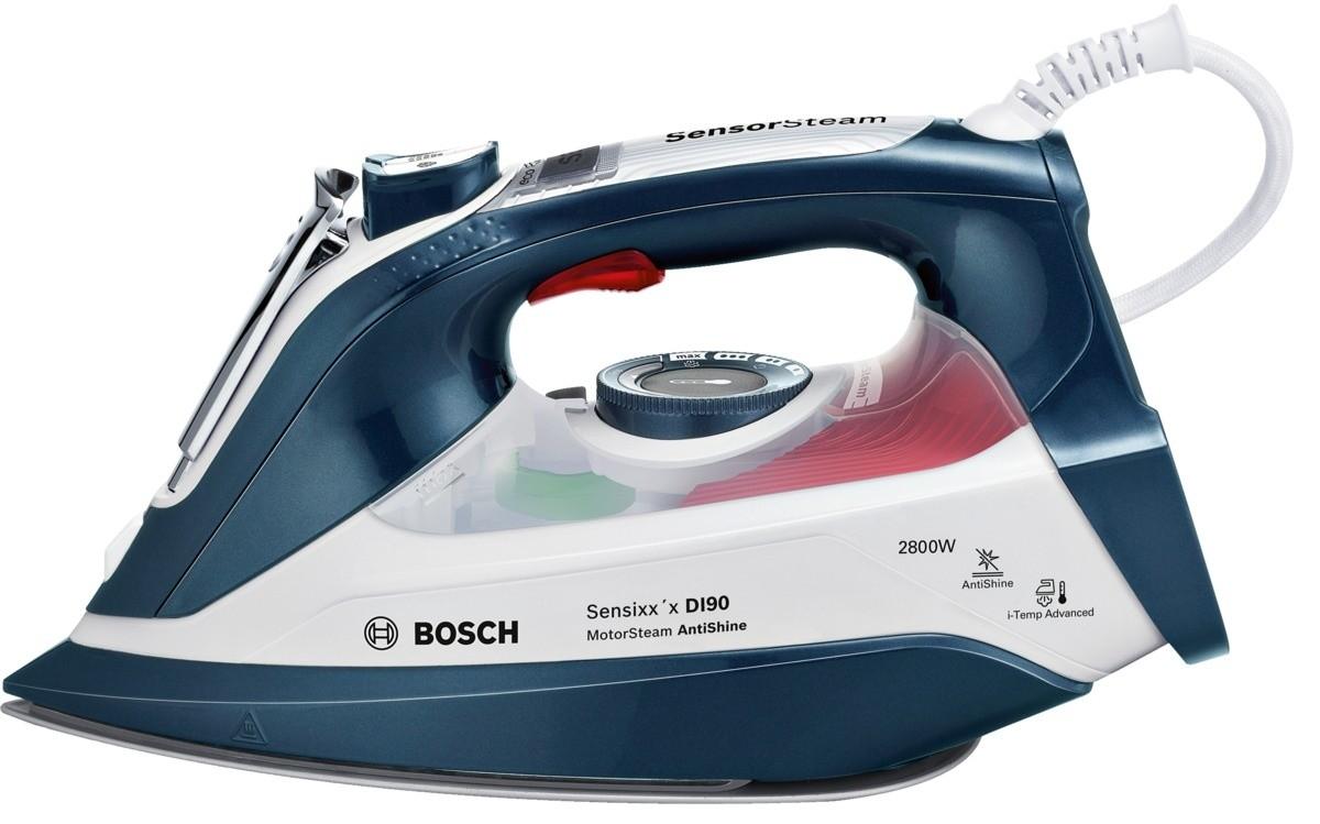 Napařovací žehlička Bosch TDI 902836A POUŽITÉ, NEOPOTŘEBENÉ ZBOŽÍ