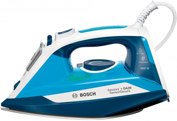 Napařovací žehlička Žehlička Bosch TDA3028210, 2800W