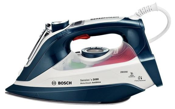 Napařovací žehlička Žehlička Bosch TDI902836A, 2800W
