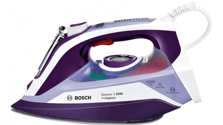 Napařovací žehlička Žehlička Bosch TDI903231H, 3200W