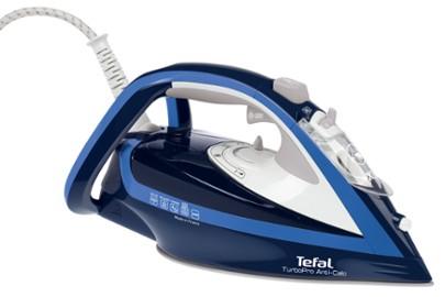 Napařovací žehlička Žehlička Tefal Turbo Pro Anti-Calc FV5630E0, 2600W