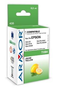Náplně a tonery - kompatibilní ARMOR náplň, Yellow (T128440) K12591