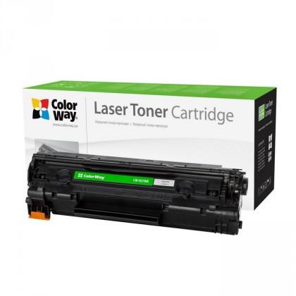 Náplně a tonery - kompatibilní ColorWay CW-H278M toner pro HP CE278A, černý