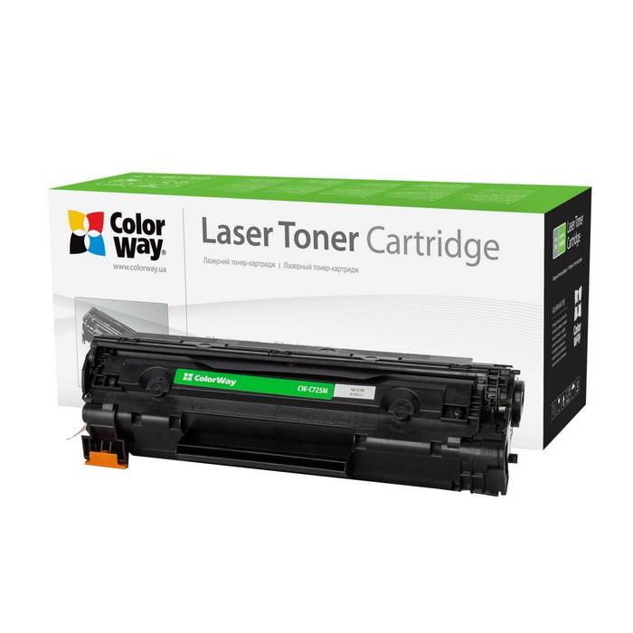 Náplně a tonery - kompatibilní ColorWay kompatibilní toner pro HP CE285A/ černý / 1600 stran