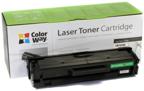 Náplně a tonery - kompatibilní ColorWay kompatibilní toner pro SAMSUNG MLT-D101S/černý