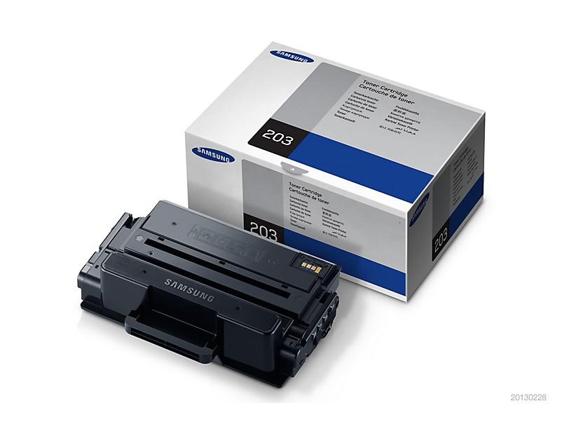 Náplně a tonery - kompatibilní Samsung MLT-D203S toner, černý