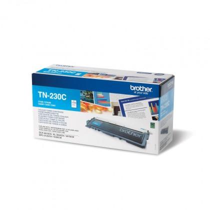 Náplně a tonery - originální Brother TN230C azurový toner pro HL3040CN - originální