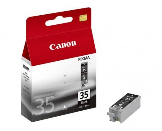 Náplně a tonery - originální Canon BJ CARTRIDGE black PGI-35BK 1509B001