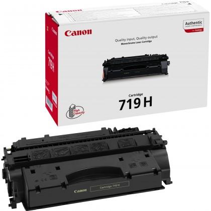 Náplně a tonery - originální Canon CRG-719H - originální