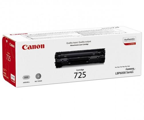 Náplně a tonery - originální Canon LASER TONER black CRG-725 (CRG725)