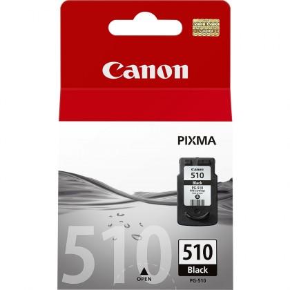 Náplně a tonery - originální Cartridge Canon PG-510, černá