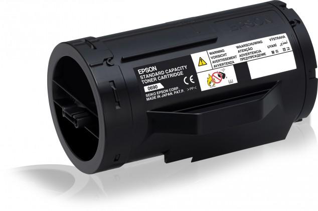 Náplně a tonery - originální Epson černý toner 2700 stran pro AL-M300 - originální C13S050690