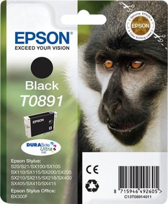 Náplně a tonery - originální Epson T0891 - originální
