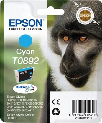 Náplně a tonery - originální Epson T0892 - originální