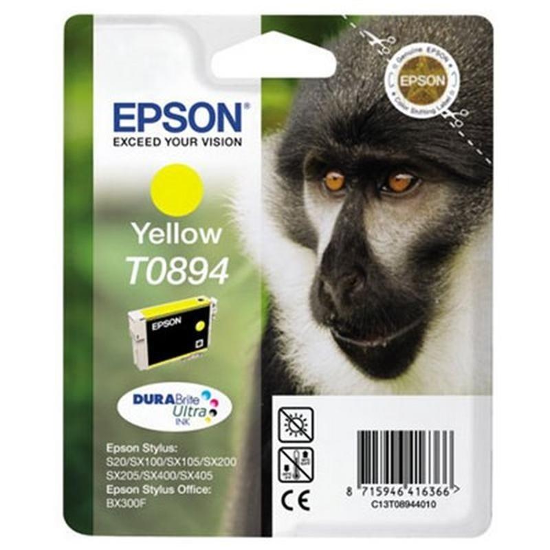 Náplně a tonery - originální Epson T0894 - originální
