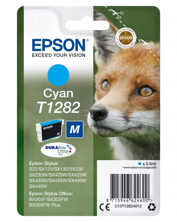 Náplně a tonery - originální Epson T1282 - originální