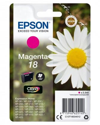 Náplně a tonery - originální Epson T1803 - originální