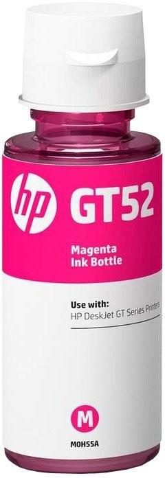Náplně a tonery - originální Inkoust HP M0H55AE, GT52, purpurová