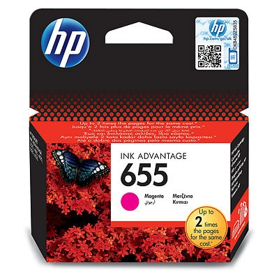 Náplně a tonery - originální Inkoustová kazeta HP CZ111AE purpurová