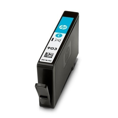 Náplně a tonery - originální Originální azurová inkoustová náplň HP 903