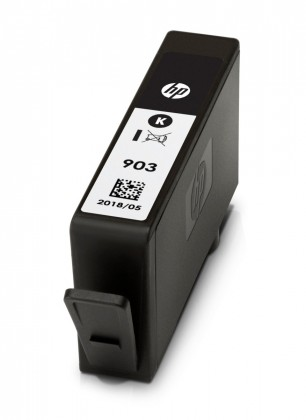 Náplně a tonery - originální Originální černá inkoustová náplň HP 903