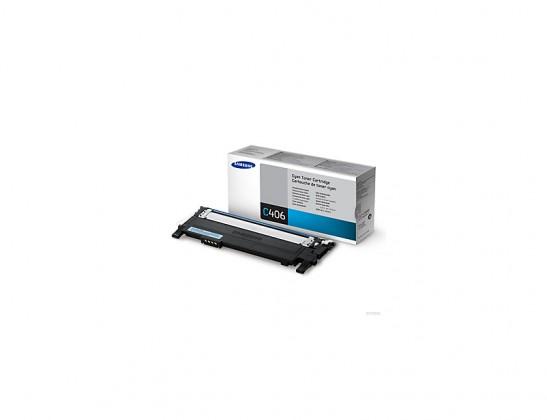 Náplně a tonery - originální Samsung CLT-C406S - originální
