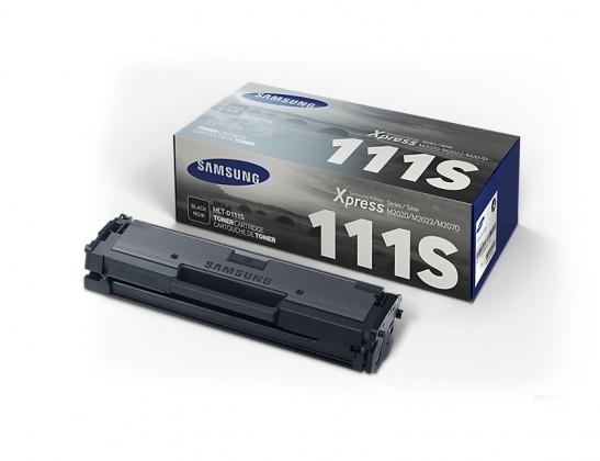 Náplně a tonery - originální Samsung MLT-D111S - originální