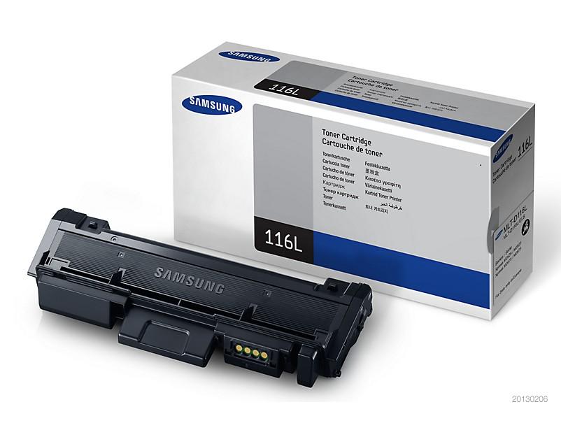 Náplně a tonery - originální Samsung MLT-D116L - originální