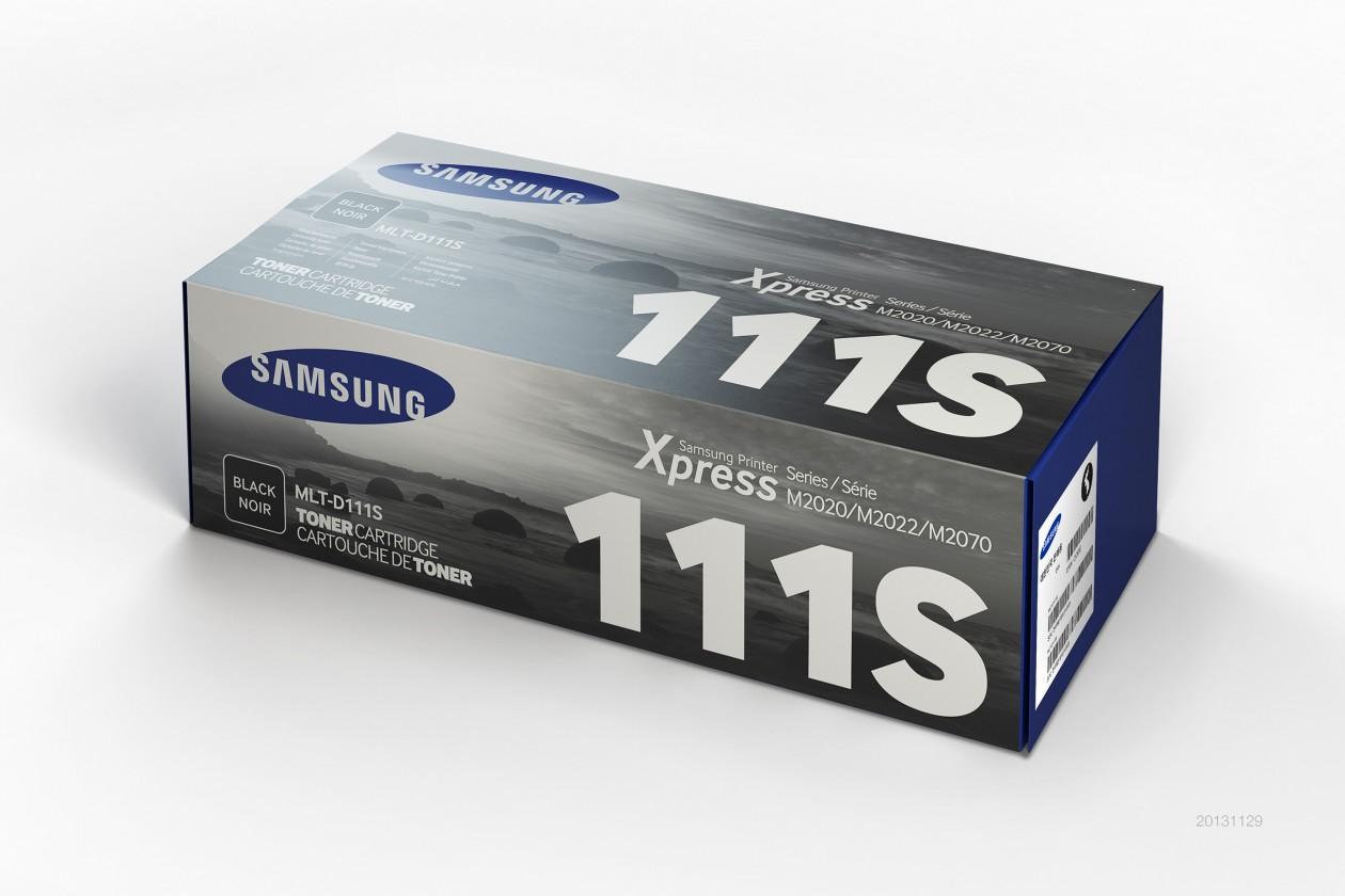 Náplně a tonery - originální Toner Samsung MLT-D111S, černá